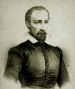 Portrait of Bernard Palissy